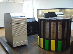 Cray designed many supercomputers that used multiprocessing heavily.