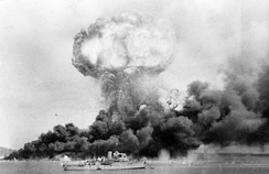 The Bombing of Darwin, Australia, 19 February 1942