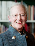 Margrethe II, Queen of Denmark since 1972