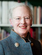 Margrethe II, Queen since 1972