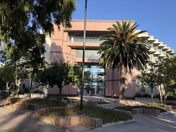 Mechanical and aerospace engineering building at UC San Diego