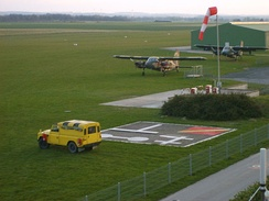 Soest-Bad Sassendorf Airfield near Soest, Germany