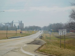 IL 1 and IL 17 at the concurrency junction east of Grant Park