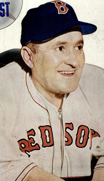 Joe McCarthy, inducted in 2011, born and raised in the Philadelphia area.