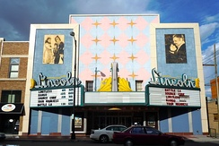 Lincoln Theater in Cheyenne, Wyoming