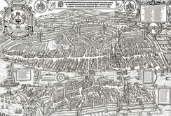 The Murerplan of 1576