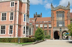Newcastle University is one of the country's largest research-intensive universities