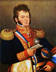 Bernardo O'Higgins, the Republic of Chile's main founding father, was of Basque and Irish descent.