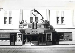 Regina Grand Theatre opened in 1912 as a stage and moving picture theatre. Unprecedented growth in the city's economy led to the development of several entertainment centres.