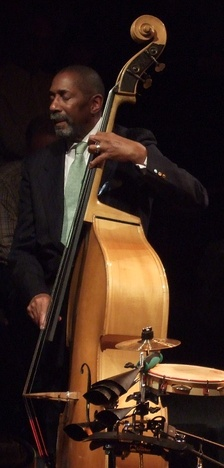 "Jazz bassist Ron Carter pictured playing with his Quartet at ""Altes Pfandhaus"" in Cologne"