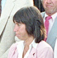 Rosemary Casals is a former American professional tennis player.
