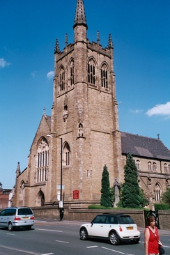 St Chad's Church (RC)