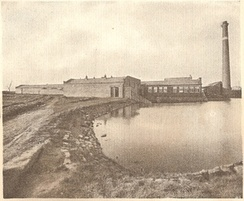 Tardy Gate Mill c. 1920