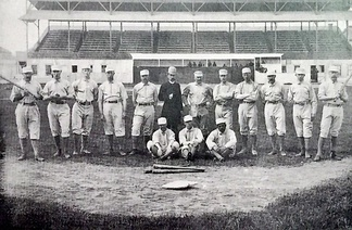 The Providence Grays won the National League in 1879 and 1884 before folding in 1885