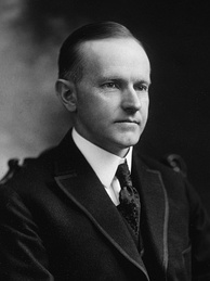 Calvin Coolidge, 30th President of the United States (1923–1929)