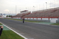 The Circuito de Albacete hosts major national and international tests of motorsport.