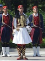 Greek Presidential Guard officer, Athens.