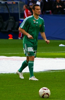 Hamdi Salihi is the fourth-top goalscorer in the history of Albania with 11 goals.
