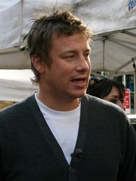 Jamie Oliver's campaign on the quality of school dinners changed the government standards in the UK.