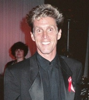Glover in the 1991 Emmy Awards