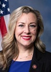 Kendra Horn official portrait, 116th Congress (cropped).jpg