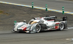 Audi won the 2013 FIA World Endurance Championship for Manufacturers