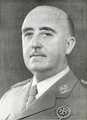 Caudillo and dictator of Spain, Francisco Franco