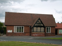 Scorton village hall