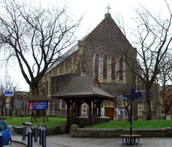 St. Mary's Church in St. Mary's Square