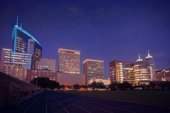 The Texas Medical Center in downtown Houston is the largest medical complex in the world.