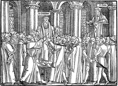 The Trial of Thomas Cranmer (1580)