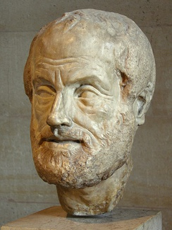 Aristotle asserted that man is a political animal in his Politics.[28]