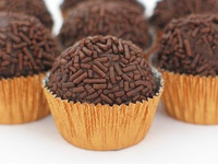Brigadeiro is a national candy and is recognized as one of the main dishes of Brazilian cuisine.