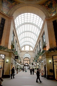 The Exchange Arcade inside the Council House