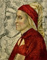 Dante Alighieri, author of the Divine Comedy