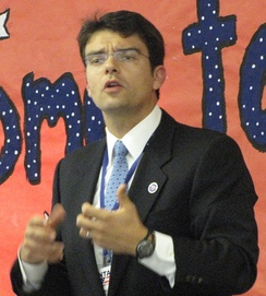 Ilario Pantano, who also ran in the 7th district