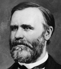 Jacob D. CoxSecretary of Interior
