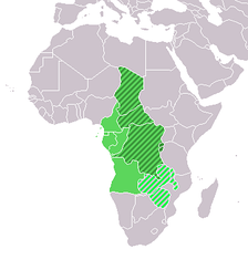 Central Africa   Middle Africa (UN subregion)   Central African Federation (defunct)