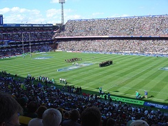 Loftus Versfeld Stadium, one of Gauteng's various stadia and venue for the 2010 FIFA World Cup