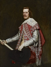 Philip IV of Spain, ruler from 1621 to 1665