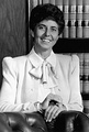 Rosemary Barkett became the first woman Chief Justice of the Florida Supreme Court and was the judge in the Iran – United States Claims Tribunal.