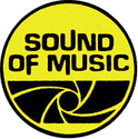 Sound of Music logo from 1966 until 1983