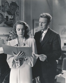 Peters and Van Johnson in Dr. Gillespie's New Assistant (1942)