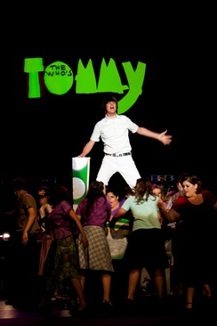 The Who's Tommy as performed by the College of Central Florida