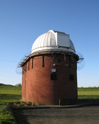 The University of Birmingham Astronomical Observatory