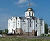 VITEBSK. Annunciation (Дабравешчанская) church (XII century). (cropped).jpg