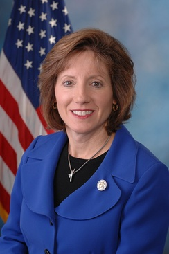 Vicky Hartzler, who was elected as the U.S. Representative for the 4th district