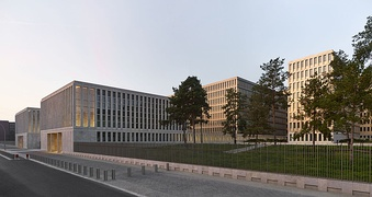 Headquarters of the Federal Intelligence Service