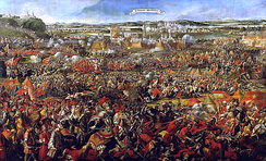 Battle of Vienna, 12 September 1683