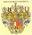Coat of Arms of the Dukes of Brunswick-Wolfenbüttel